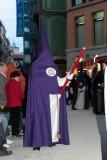 Santa Semana, hooded penitents