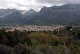 View to Soller