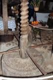 Old olive press