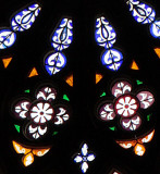 Alcudia Church window