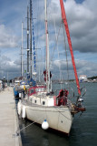 Yacht Kipper,  Victoria 34