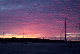 Studland Bay sunset 4