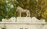 Pyenot Hall Lion 10/1993