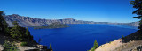 Bend, Sun River, Newberry Crater, and Crater Lake, Sep 2009