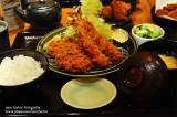 Kyoto 京都 - tonkatsu(豚カツ) restaurant in Isetan mall @ Kyoto Station
