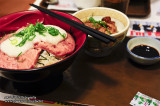 Kyoto 京都 - ��家(Sukiya fast food chain) - 特盛山��������丼