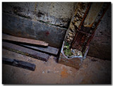 spalled (urban decay)