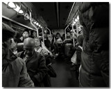 evening bus, hong kong