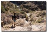 Apache Canyon Hike