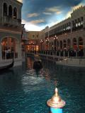 The Canal at the Venetian