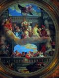 Ceiling Mural at the Venetian