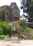 House from Movie - Psycho