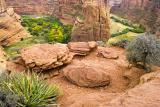 Canyon de Chelly Antelope Overlook