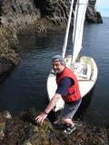 Inishbeg landing