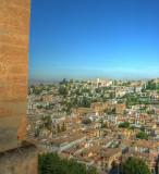 Granada   Spain HDR