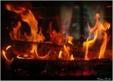 la danse de la flamme/dance of fire