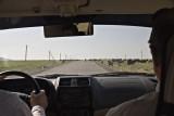 On the way to Yengui Gazgen