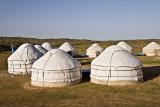 Yengui Gazgen - Yurts