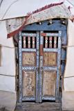 Yengui Gazgen - Yurt decorated door