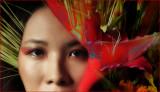 Yunie a Flower from Orient