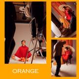Orange making of !