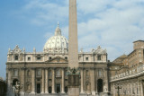 St Peter's and Obelisk