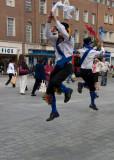 Dancing in Exeter