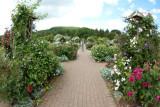 Entrance to the Rose Garden