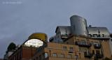 Futuristic rooflines