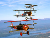 Three Fokkers Over River 323C35.jpg