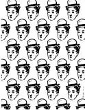 Charlie Chaplin heads