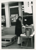 Opal - London poetry reading, 1970