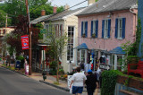 Side Street in New Hope
