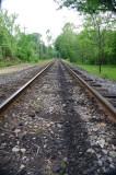New Hope & Ivyland Railroad Tracks