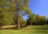 delaware canal - early fall