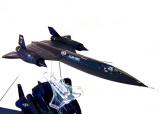 Lockheed SR-71A (Blackbird)