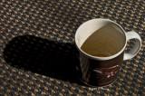 mug on a rug