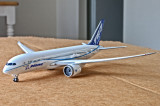 BOEING 787-8 (N787FT / ZA005) white house/test colors
