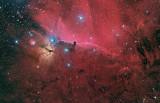 Horse Head Nebula Colour (HaL)+(HaR)GB