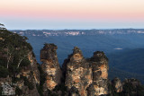 Three Sisters Blue Mountains.