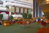 Hyatt Regency Lobby - Houston
