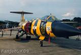Canadair CF-104 Starfighter  104761  Canadian AF