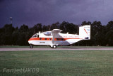 Short Skyvan 2  VH-PNI   Papuan Airlines