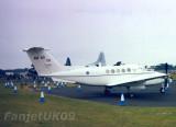 Beech C-12F   84-0160