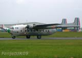 Nord Noratlas  F-AZVM/105  62-SI