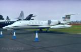 Gates Learjet  C-21A  84-0082