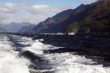 Acheron Passage, Breaksea Sound, Fiordland