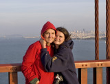 Mom, Myrt, and San Francisco