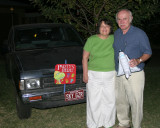 Gail and Paul Lind