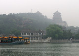 Clear and Peaceful (&Marble) Boat @ Summer Palace